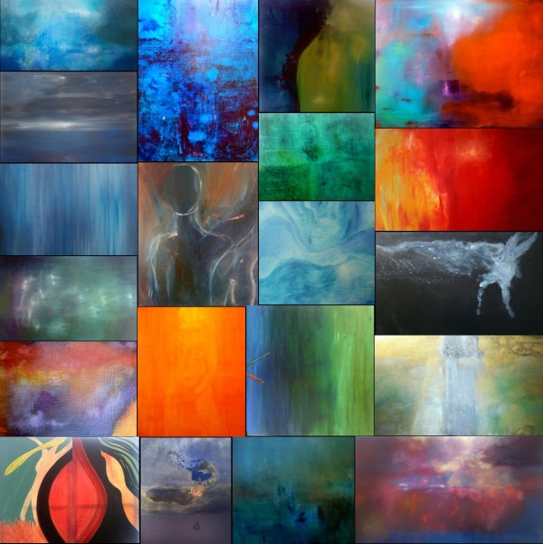 Laurel Holloman art.