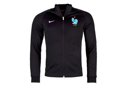 Nike France 17/18 N98 Authentic Track Football Jacket With the famous Cockerel on your chest, show your support for Les Bleus in this Nike France 17/18 N98 Authentic Track Football Jacket in Black and Metallic Silver.This football jacket perfecrtly shouw http://www.MightGet.com/april-2017-2/nike-france-17-18-n98-authentic-track-football-jacket.asp