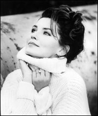Shania Twain.  Click Image to view Biography and Discography
