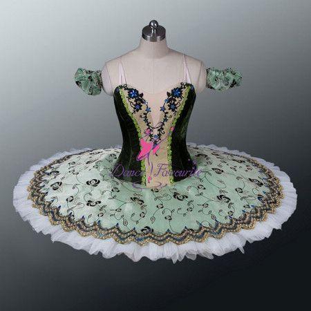 Esmeralda Variation | Dancewear by Patricia
