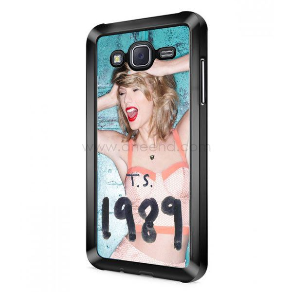 Taylor Swift Poster 1989 Cover Album Taylor Swift Singer Samsung Galaxy J5 (2016) Case   Aneend.com