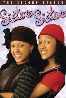Sister sister - Tia and Tamera Mowry are twins separated at birth who learn of each other and come back together in their teen years.