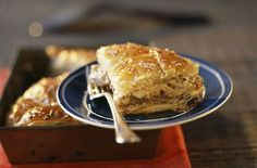 Apple baklava recipe  Must try this one day