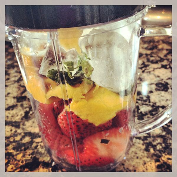 Fruit and Vegetable Smoothies are Magic Bullet to slimness