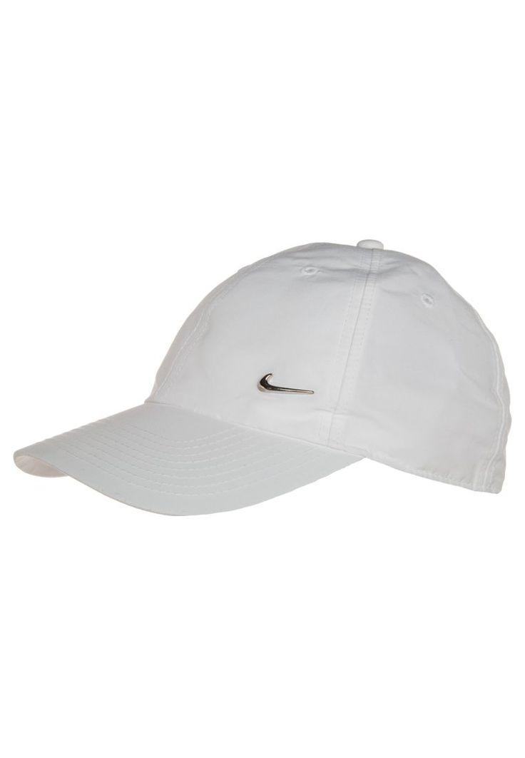 Casquettes Nike Sportswear SWOOSH - Casquette - white blanc: 15,00 € chez Zalando (au 17/01/16). Livraison et retours gratuits et service client gratuit au 0800 740 357.