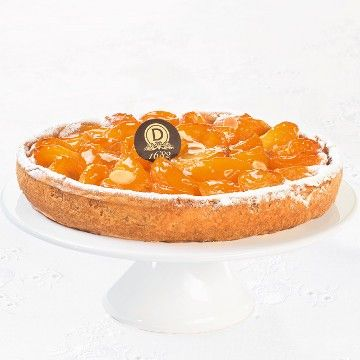 Tarte Abricots-amandes - Collection Printemps-Eté 2014