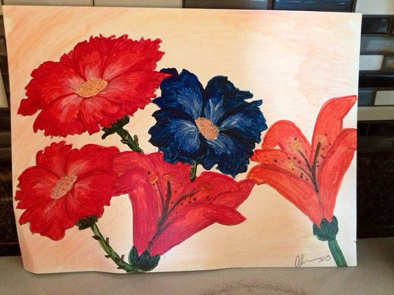 Summer bloom on Etsy, $40.00