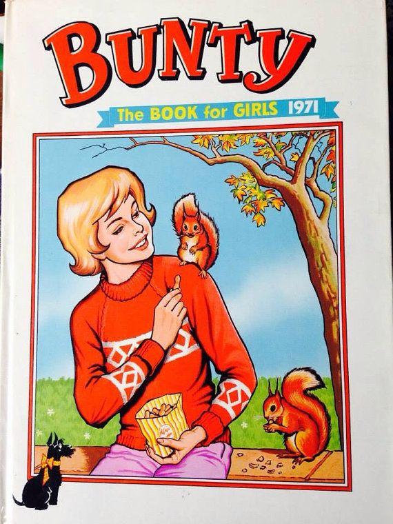 Bunty vintage annual 1971