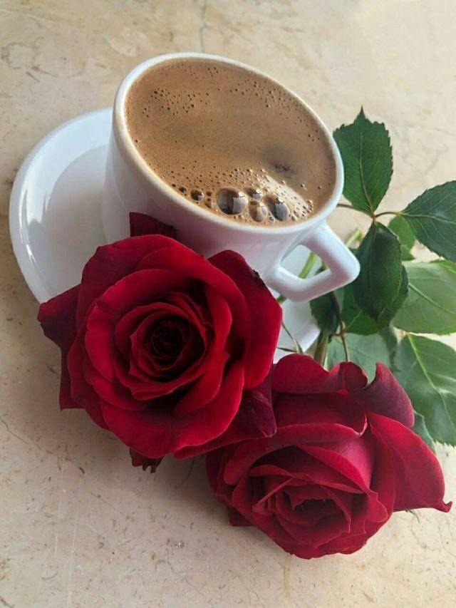 Картинки с добрым утром цветы кофе, днем веры.надежды любви