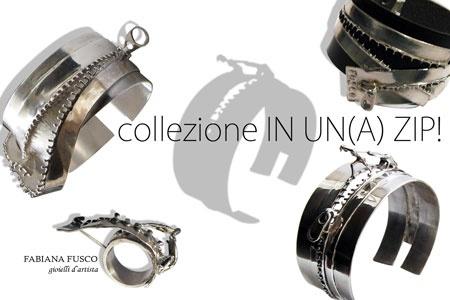 """Collezione """"In un(a) Zip!"""" di Fabiana Fusco"""