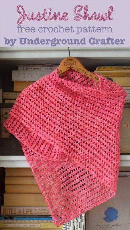 479 Best Crochet Shawls Shrugs Cowls Wraps Ponchos Images On