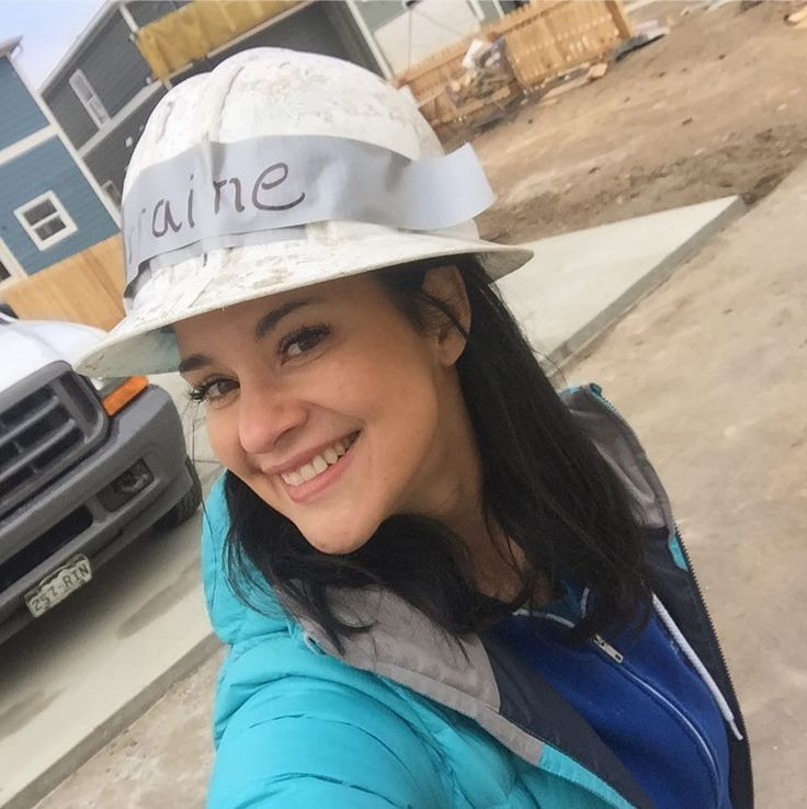 Volunteering is not always easy ... worked hard to help with building a home for a deserving #family #today ... #volunteered for #habitatforhumanity ... I'm tired ... feels good #givingback and helping others ... #volunteer #charity #helpingothers #kindness #workhardplayharder #workhard #love #smiles #hardhat #construction #habitat #humanity #denver #coloradogram #co #giveback #helpinghands #Nächstenliebe #liebe #anderenhelfenmachtglücklich #andernhelfen #belove #teamworkmakesthedreamwork…