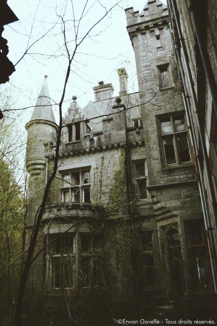 Le château abandonné de Noisy   Urbex playground