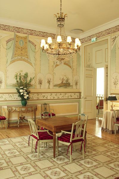 Palácio de Seteais, Sintra romântica