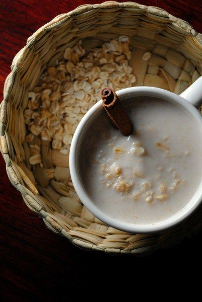 Avena, Atole de Avena,Mexican Oatmeal ~2 (vegan substitute non dairy milk)
