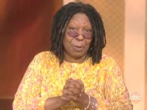 """""""The View"""" - Whoopi Faints Over Palin"""