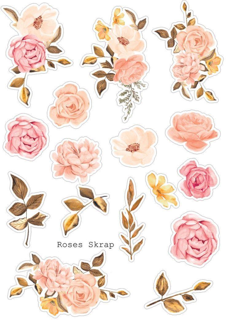 дорогостоящее арты с цветами в виде наклеек арбаже сделали