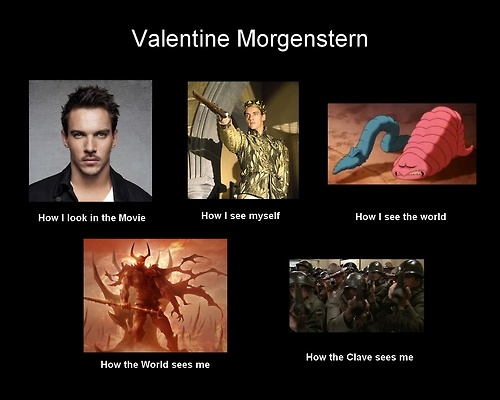 The Mortal Instruments #Valentine