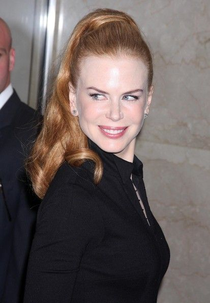 Nicole Kidman Photos: Nicole Kidman At The Omega Constellation Timepiece Event