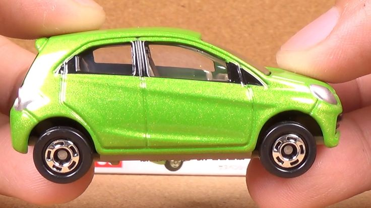 Tomica AS-03  - Honda Brio Asia Version (Takara Tomy Japan Toy Car Unbox...