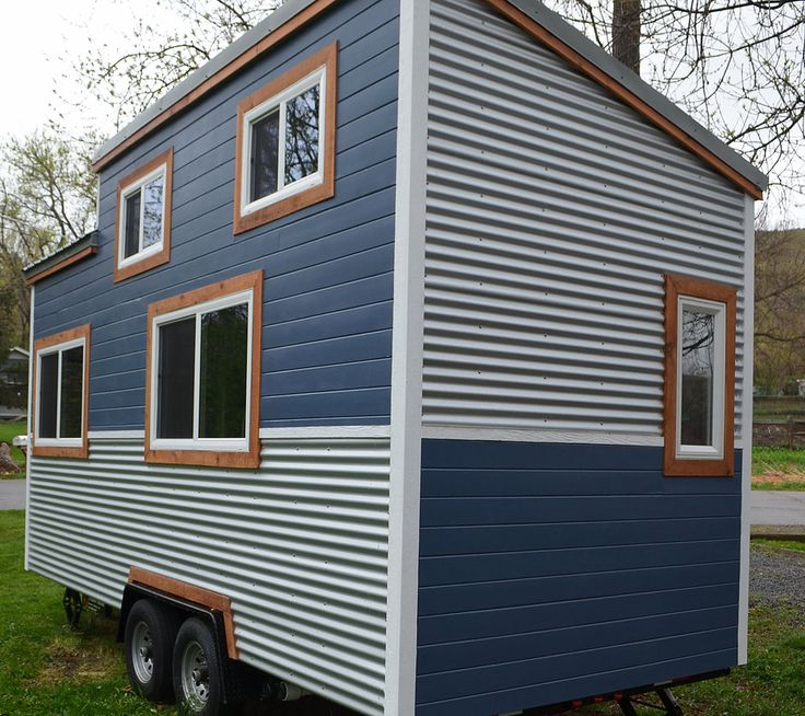Odyssey Tiny Home - Tiny House Listings