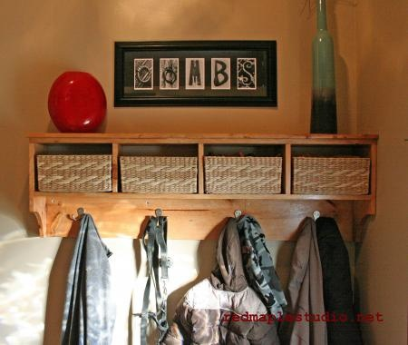 Entryway Shelf | Do It Yourself Home Projects from Ana White