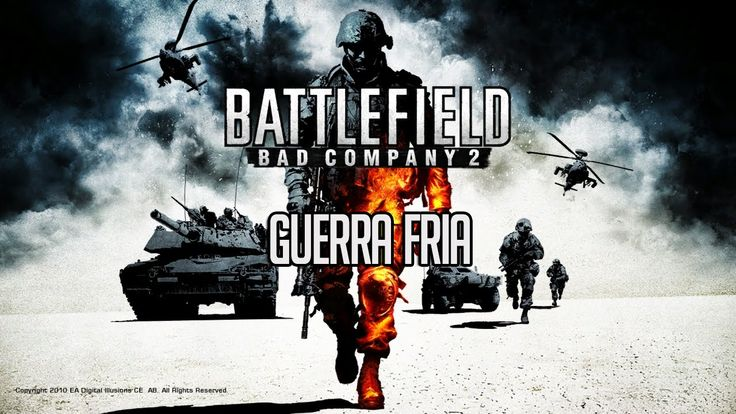 BATTLEFIELD BAD COMPANY 2 PC GAMEPLAY ESPAÑOL | CAPITULO 1 | GUERRA FRIA