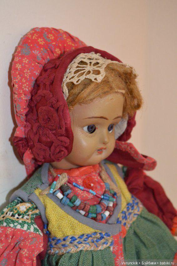 Кукла антикварная ,русская , старинная (Мануфактура Дунаева )Сударушка . / Антикварные куклы, реплики / Шопик. Продать купить куклу / Бэйбики. Куклы фото. Одежда для кукол