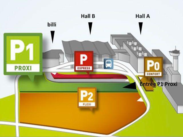 Aéroport de Bordeaux : nouveau parking, nouveau tarif