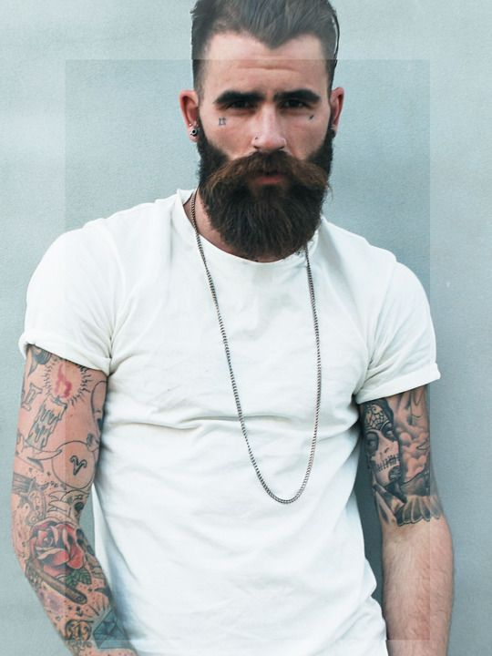 17 best ideas about beard model on pinterest bearded tattooed men guys with beards and. Black Bedroom Furniture Sets. Home Design Ideas