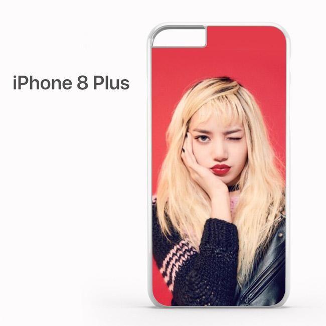 Black Pink Lisa 1 Iphone 8 Plus Case