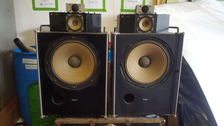 Vintage Pair Technics Sb 7000a Linear Phase Speakers By Panasonic Very Rare Ebay Speakers For Sale Vintage Speakers Speaker