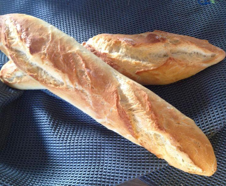 Rezept Baguette von DorisR_69 - Rezept der Kategorie Brot & Brötchen