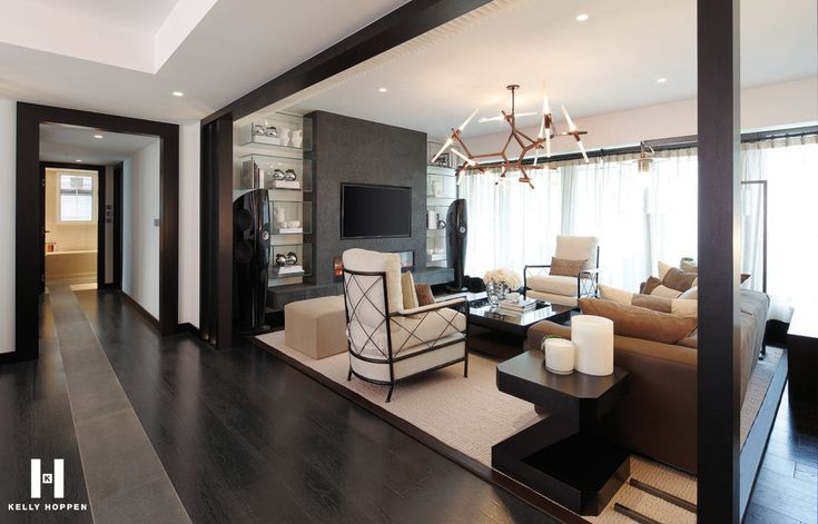 interior design ideas living room tv unit purple and white chairs kelly hoppen - winfield, happy valley, hong kong ...