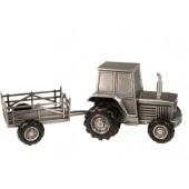 Sparbössa Traktor med vagn tot. l 21 cm