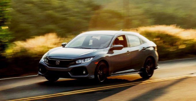 2019 honda civic hatchback acceleration honda civic usa review rh pinterest com