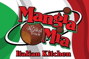 Mangia Mia Italian food truck- HAVE to find this food truck. Seriously looks amazing!