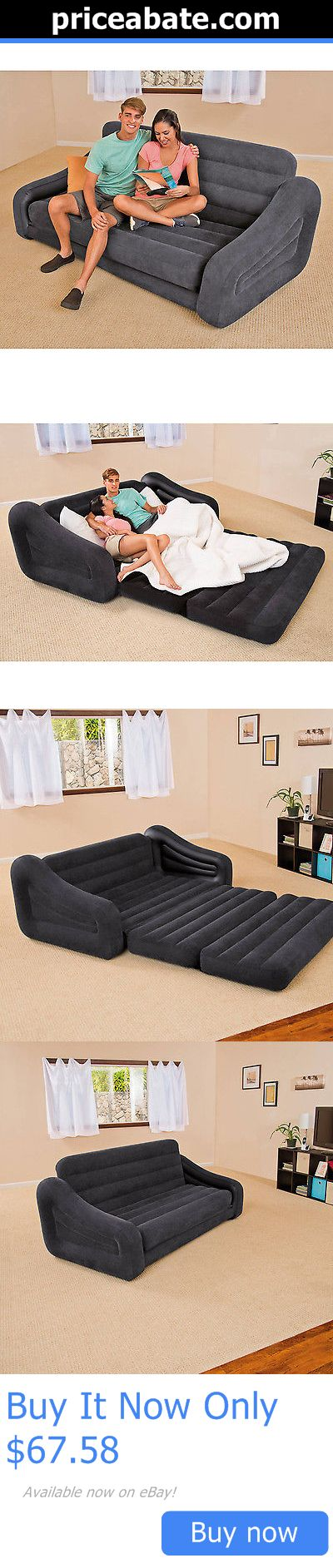 furniture: Couch Bed Sofa Sectional Sleeper Futon Living Room Furniture Loveseat Guest New BUY IT NOW ONLY: $67.58 #priceabatefurniture OR #priceabate