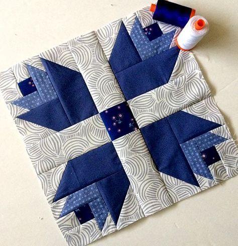 Dutch Treat Quilt block