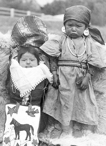Nez Perce Nimiipu, Colville, Washington.