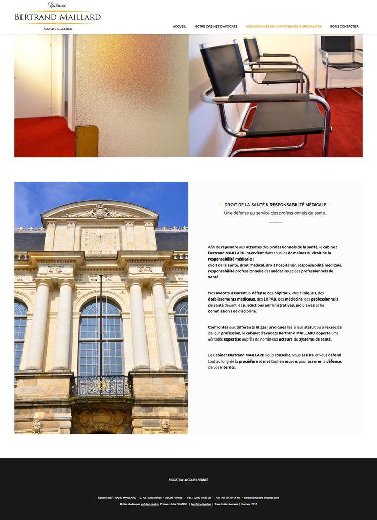 20 best Cabinet Bertrand Maillard / Avocats à la cours / Rennes