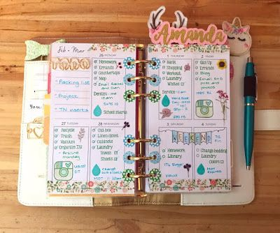 She's Eclectic: My week #9
