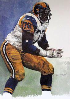 Pro Football Journal: Los Angeles Rams All Career-Year Team