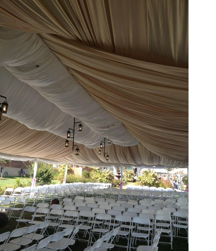 Tent And Floor Decor By Dover Rent All Tents And Events, Drapes And Draping  By