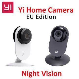 International Edition!! Xiaomi YI Smart Camera Xiaoyi ants Smart Webcam IP camera wifi wireless camaras cctv cam Night Vision (32717520014)  SEE MORE  #SuperDeals