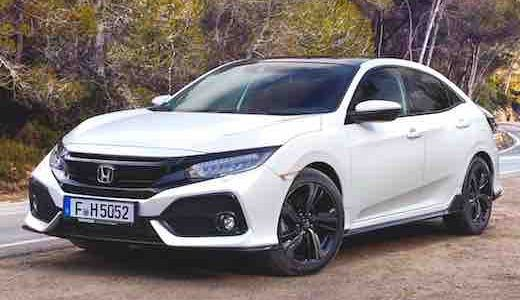 2019 honda civic facelift 2019 honda civic type r 2019 honda civic rh pinterest com