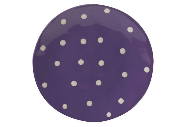 Maxwell & Williams, Sprinkle - Purple side plate, TC7267. SRP $6.50 ea.