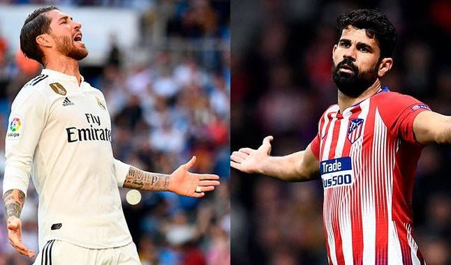 Real Madird 3 7 Atletico Madrid Madrid Football Football Lovers Football Photos