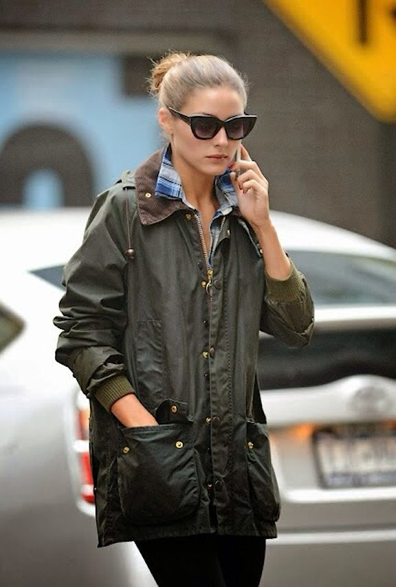 Olivia Palermo out in Brooklyn, New York City. (THE OLIVIA PALERMO LOOKBOOK)