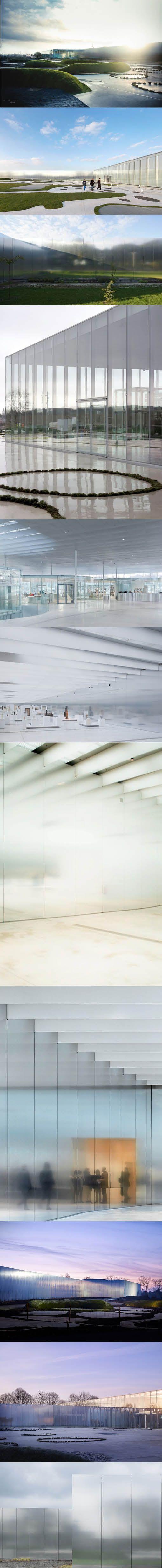 2012 Sanaa - Musee du Louvre-Lens / France / glass / mirror / Japan